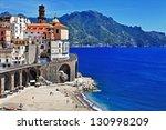 Stunning Amalfi Coast   Atrani. ...