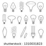 vector line illustration of...   Shutterstock .eps vector #1310031823