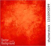 grunge wall vector texture...   Shutterstock .eps vector #1310092099