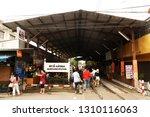 maeklong  samut songkhram...   Shutterstock . vector #1310116063