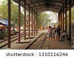 maeklong  samut songkhram...   Shutterstock . vector #1310116246