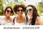female friendship  people and... | Shutterstock . vector #1310131159