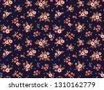 elegant pattern in small... | Shutterstock .eps vector #1310162779