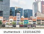 singapore   singapore  ... | Shutterstock . vector #1310166250