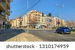 pomorie  bulgaria   februari 10 ... | Shutterstock . vector #1310174959