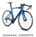 Blue black modern aerodynmic...