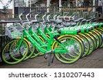 london  january  2019  lime e... | Shutterstock . vector #1310207443