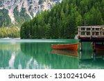 Beautiful Lake In The Italian...