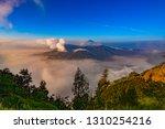 landscape mt.bromo in morning | Shutterstock . vector #1310254216