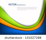 vector background dimension 3d... | Shutterstock .eps vector #131027288