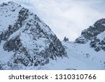 view of the mountains around... | Shutterstock . vector #1310310766