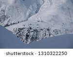 view of the mountains around... | Shutterstock . vector #1310322250