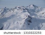view of the mountains around... | Shutterstock . vector #1310322253