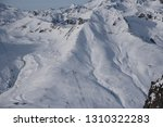 view of the mountains around... | Shutterstock . vector #1310322283