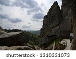 billcycle huge stone gray lies... | Shutterstock . vector #1310331073