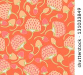 seamless pattern with...   Shutterstock .eps vector #131033849