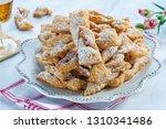 traditional italian carnival... | Shutterstock . vector #1310341486