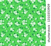 seamless floral pattern for... | Shutterstock .eps vector #1310353909