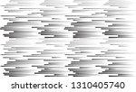 speed lines in arrow form .... | Shutterstock .eps vector #1310405740