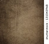 Grunge Brown Paper Background