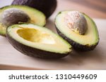close up of a fresh juicy... | Shutterstock . vector #1310449609