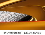 refined and toned yellow close... | Shutterstock . vector #1310456489