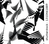abstract dot geometric seamless ... | Shutterstock .eps vector #1310461889
