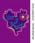 Love Is Pure Illusion T Shirt...
