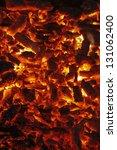 Hot Coals Flaming Hot