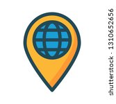 location   pin   online