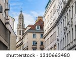 vienna  austria   december 31 ... | Shutterstock . vector #1310663480