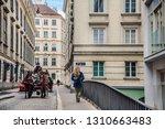 vienna  austria   december 31 ...   Shutterstock . vector #1310663483