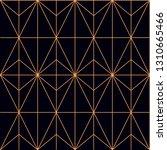 seamless geometric pattern.... | Shutterstock .eps vector #1310665466