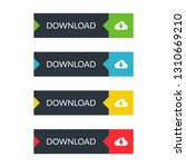 download colorful button set on ...