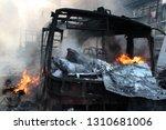 Kiev   ukraine   01.25.2014 ...