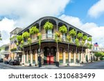 historic building in the french ...   Shutterstock . vector #1310683499