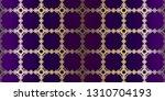 vector paper for scrapbook.... | Shutterstock .eps vector #1310704193