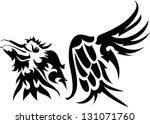vector wings | Shutterstock .eps vector #131071760