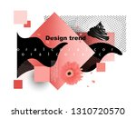 modern abstract covers template.... | Shutterstock .eps vector #1310720570
