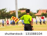 lyman umpire  assistant...   Shutterstock . vector #131088104