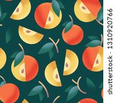 seamless pattern of stylized ...   Shutterstock .eps vector #1310920766