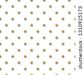 seamless pattern with small... | Shutterstock .eps vector #1310925173