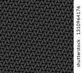 strokes pattern.hatches... | Shutterstock .eps vector #1310964176