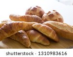 bread  french bread collection | Shutterstock . vector #1310983616