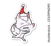 hand drawn distressed sticker... | Shutterstock .eps vector #1310996090