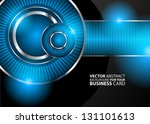 abstract business background  ... | Shutterstock .eps vector #131101613