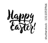 happy easter   spring holidays... | Shutterstock .eps vector #1311053966