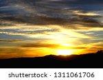 iran kermanshah sunset take picture with canon sl2