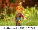 Little Scarecrow In The Green...