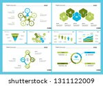 creative business infographic... | Shutterstock .eps vector #1311122009
